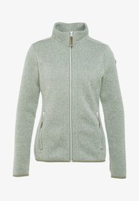 Icepeak - AUTUN - Fleece jacket - antique green - 4