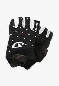 Giro - JAGETTE - Kurzfingerhandschuh - black sharktooth - 0