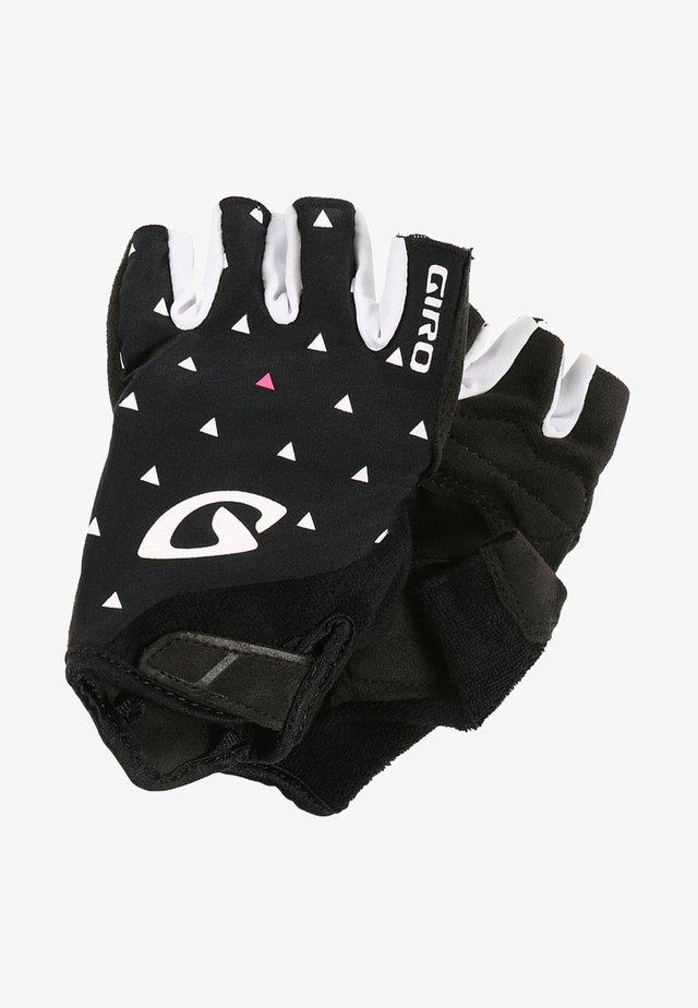 JAGETTE - Handschoenen - black sharktooth