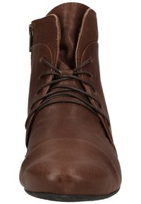 Think! - Lace-up ankle boots - mocca - 5