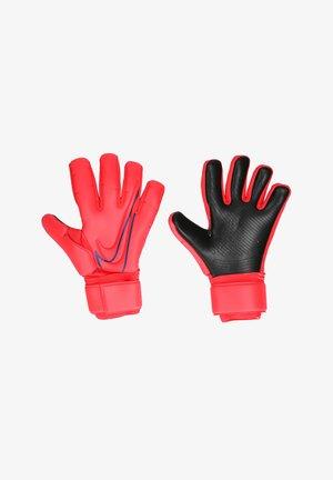 Goalkeeping gloves - rotschwarz