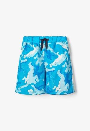 BADESHORTS FORTNITE - Swimming shorts - hawaiian ocean