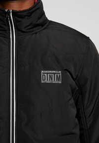 TOM TAILOR DENIM - LIGHT PADDED JACKET - Winter jacket - black/grey - 6