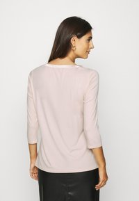 comma - 3/4 ARM - Bluse - beige - 2