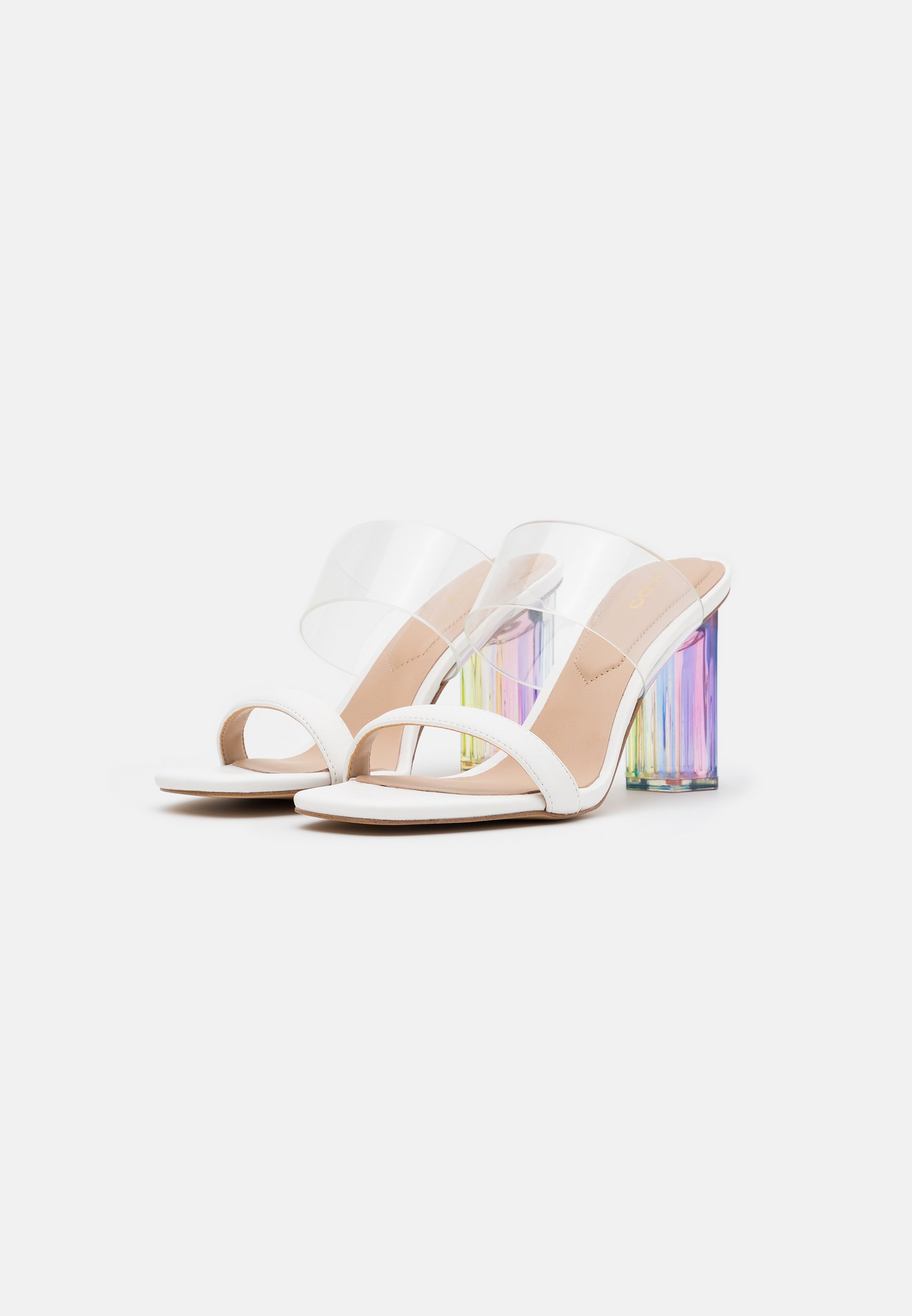 ALDO CLARA - Sandaler - white
