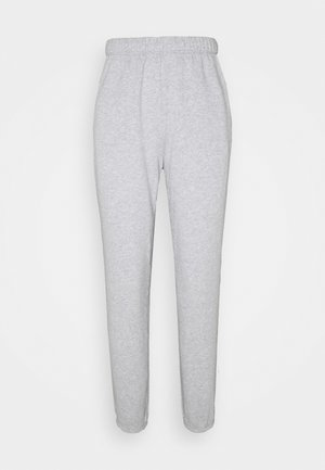HIGH RISE - Tracksuit bottoms - grey