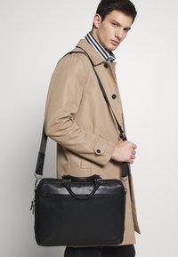 Jost - MALMÖ BUSINESS BAG - Briefcase - black - 1