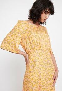 Nümph - KISMET DRESS - Day dress - peach - 3