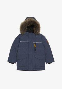 Name it - NMMMANSON JACKET CAMP - Winter jacket - dark sapphire - 5