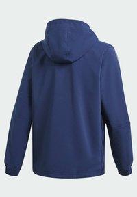 adidas Performance - GIACCA A VENTO TIRO 21 - Sports jacket - blue - 2