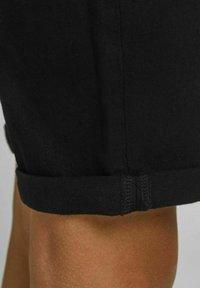 Jack & Jones Junior - Jeansshorts - black denim - 4
