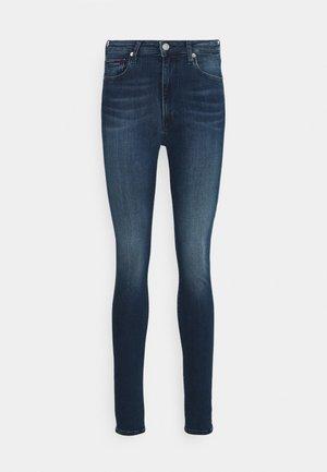 SYLVIA SUPER  - Skinny džíny - blue