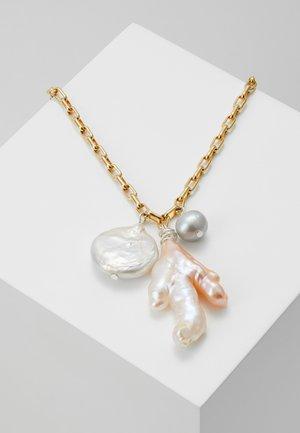 LA RÊVE NECKLACE - Necklace - gold-coloured
