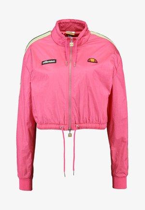 DEREL - Treningsjakke - pink