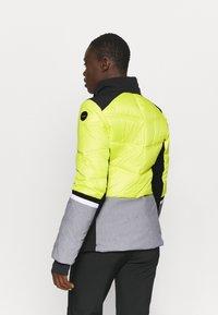 Icepeak - ELECTRA - Skijakke - yellow - 4