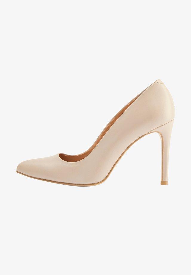 Klassieke pumps - light beige