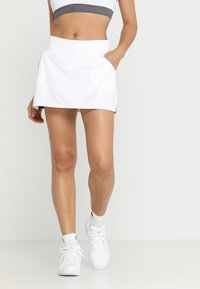 adidas Performance - CLUB SKIRT - Sports skirt - white - 0