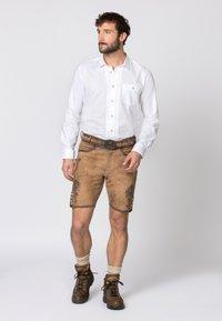 Stockerpoint - ALOIS - Shorts - brown - 1
