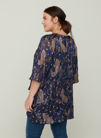 Zizzi - Blouse - dark blue - 2