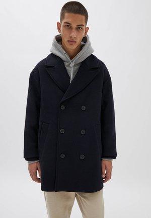 Cappotto corto - dark blue