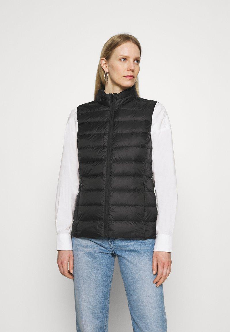 Marks & Spencer London - PUFFER GILET - Veste - black