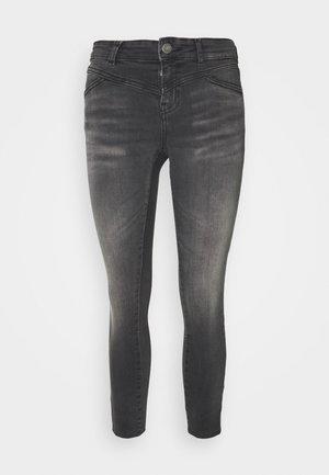 NMLUCY SKINNY  - Jeans Skinny Fit - medium grey denim