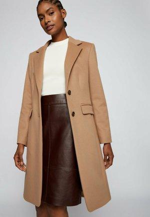 CURIA - Classic coat - light brown