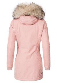 Navahoo - CRISTAL - Winter coat - light pink - 1