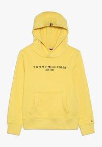 Tommy Hilfiger - ESSENTIAL HOODIE - Hoodie - yellow - 0