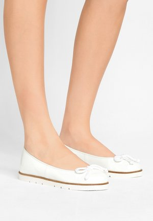 SHADE - Ballerines - blanco
