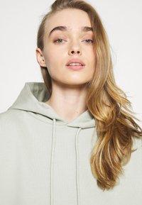 Obey Clothing - MONTEREY HOOD - Sweatshirt - green leaf - 3