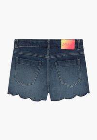 Billieblush - Denim shorts - blue denim - 1