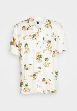 SAHARA - Shirt - ecru