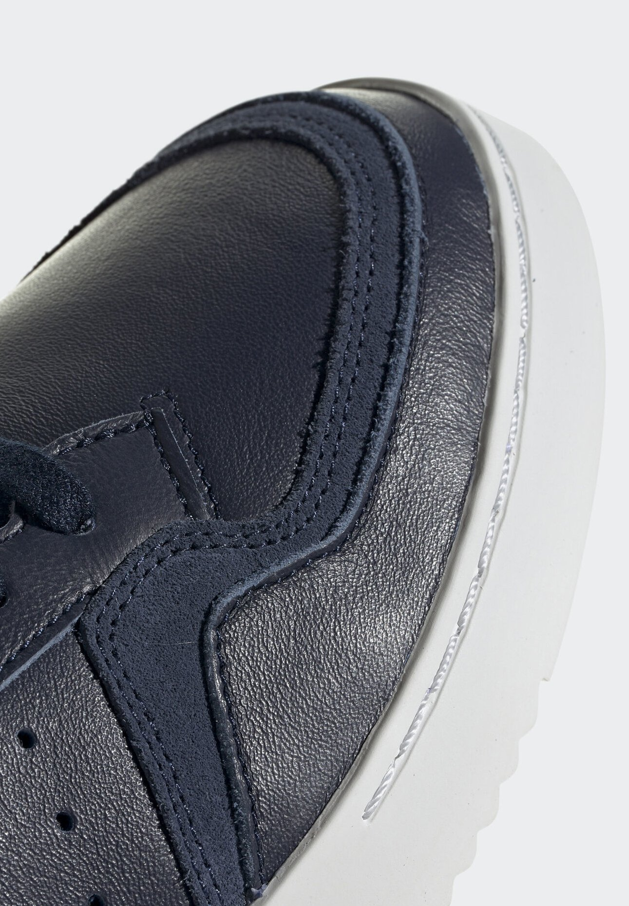 adidas Originals SUPERCOURT SHOES Sneaker low blue/blau