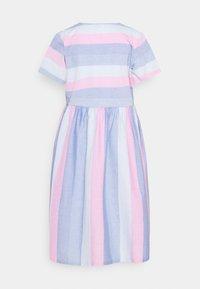 Résumé - DELPHINE DRESS - Shirt dress - pink - 1