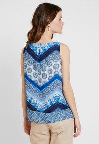 Wallis - Bluse - blue - 2