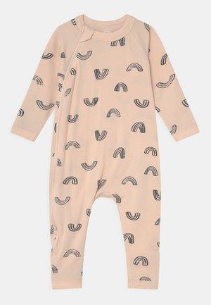 ORGANIC UNISEX - Pyjamas - vanilla