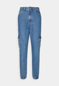 UTILITY JOGGER - Relaxed fit jeans - blue
