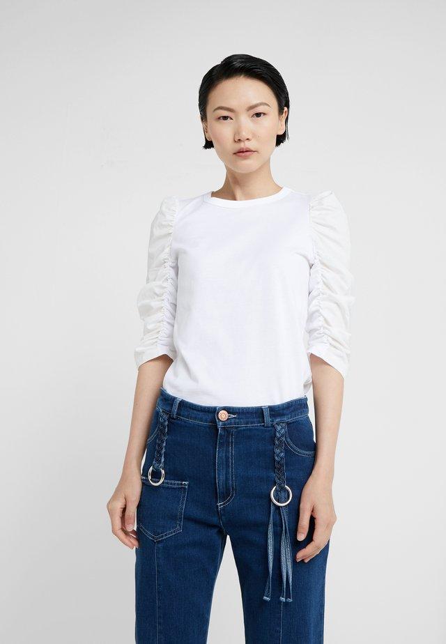 T-shirt à manches longues - white powder