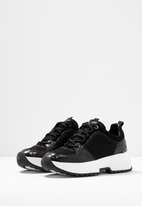 MICHAEL Michael Kors - COSMO TRAINER - Sneakers - black - 4