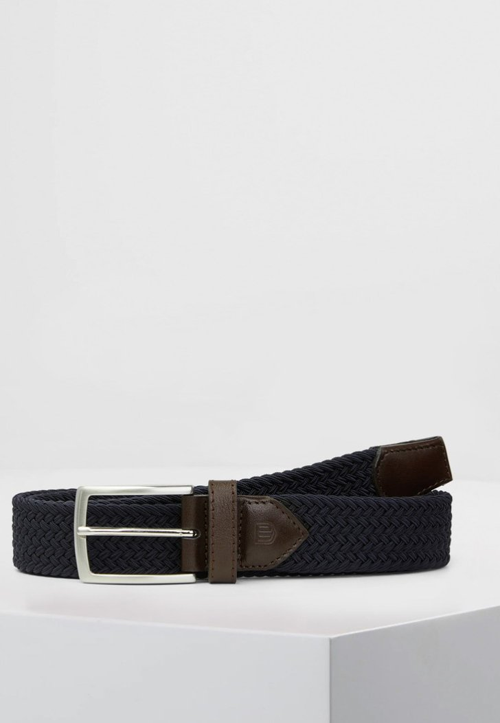 PROFUOMO - Belt - navy