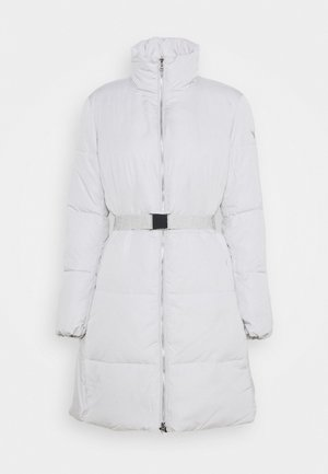 COAT - Winter coat - silvery grey