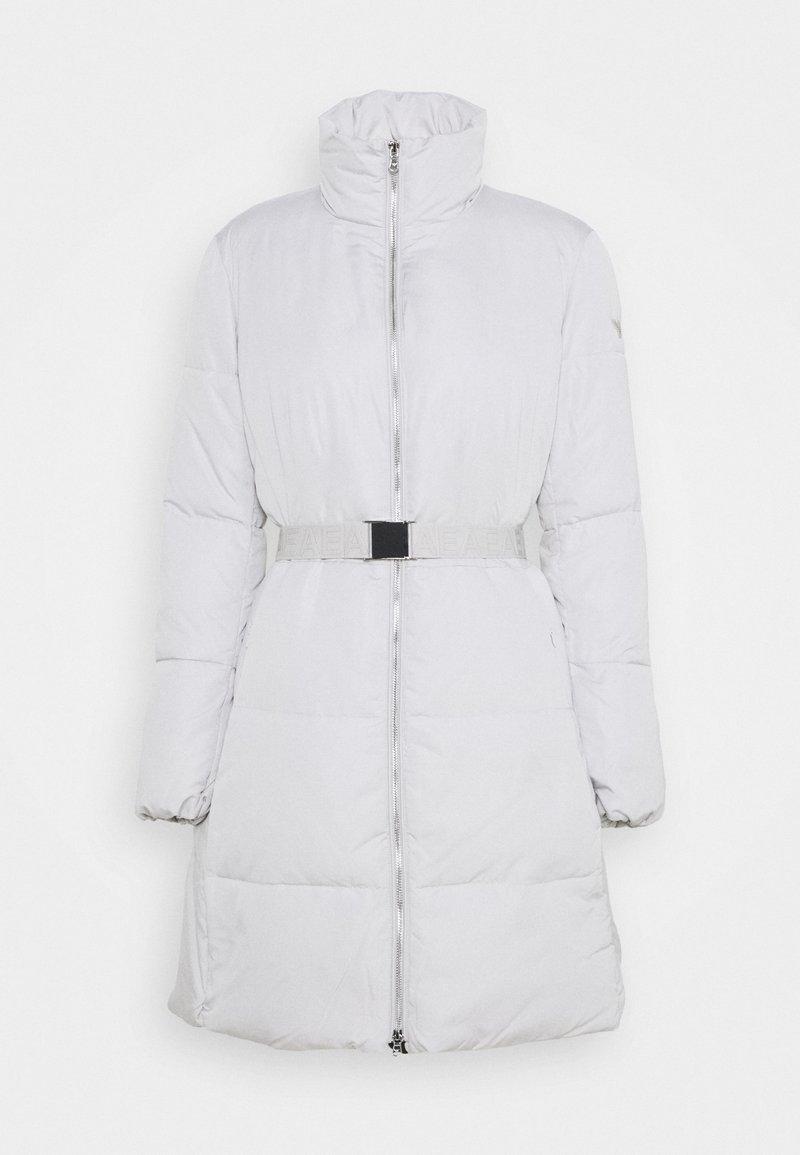 Emporio Armani - COAT - Winter coat - silvery grey