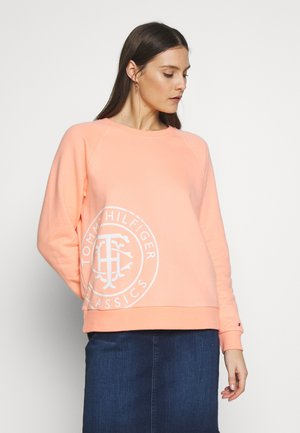 VINCY REGULAR  - Sweatshirt - island coral