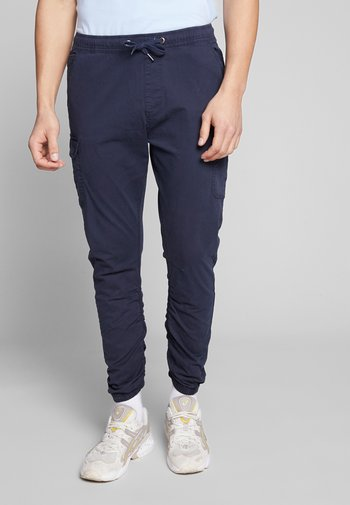 LAKELAND - Cargo trousers - navy