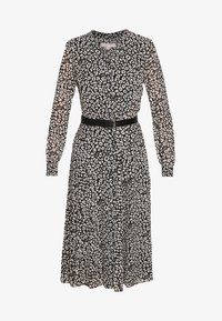 MICHAEL Michael Kors - DRESS - Shirt dress - black/bone - 4