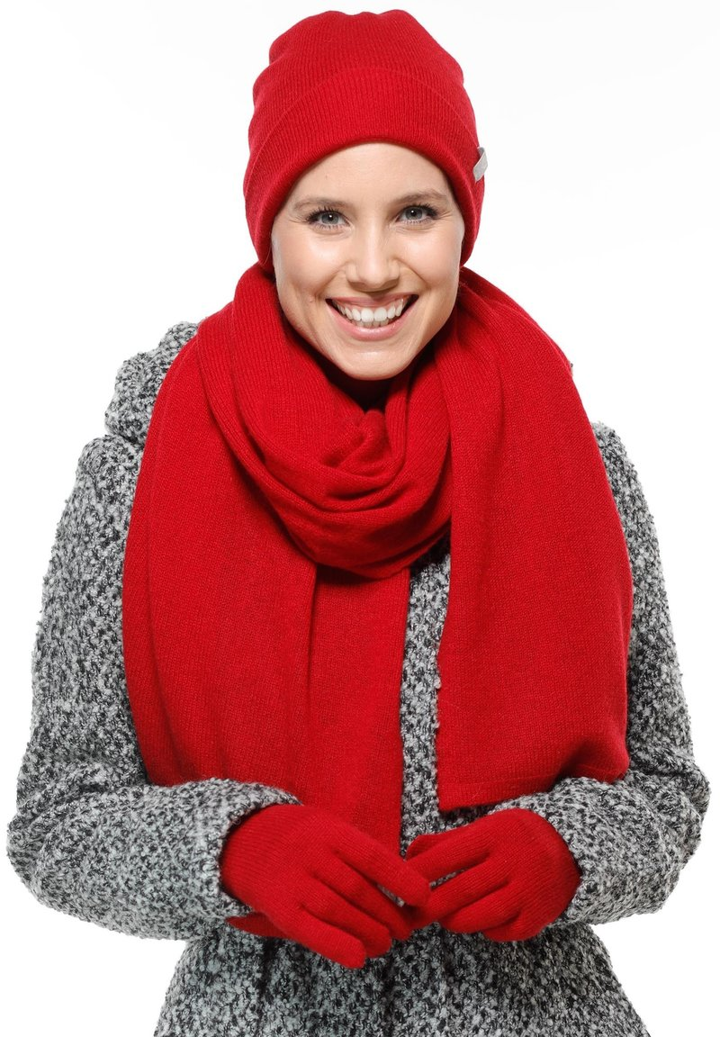 Fraas - Scarf - rot
