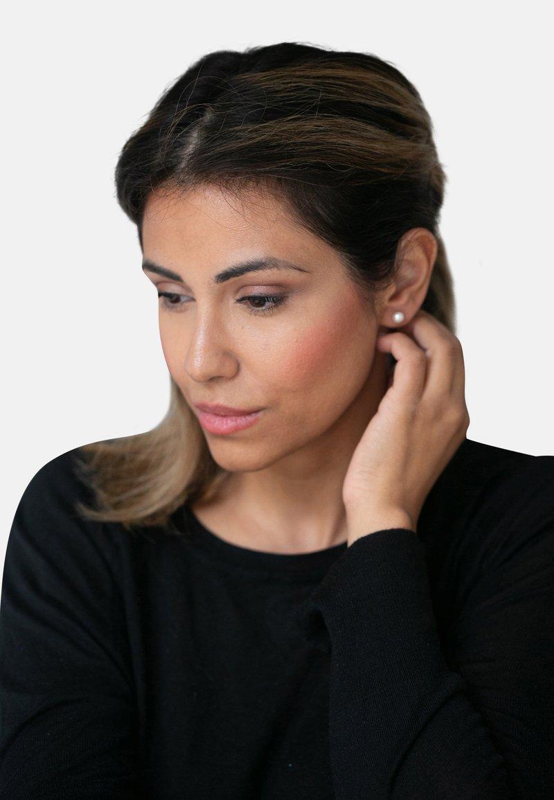 Heideman - OHRSCHMUCK PERLE - Earrings - white