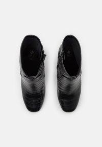Call it Spring - SERENN - Ankelboots med høye hæler - black - 5