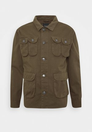 DELTA - Summer jacket - khaki